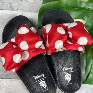Vans Shoes - Vans X Disney Minnie Mouse shoes slides 6